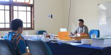 "Kapolsek Leuwigoong raih Nilai ""Sangat Memuaskan"" dalam Sidang Tesis Pascasarjana UNIGA"