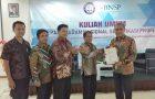 Lembaga Sertifikasi Profesi (LSP) UNIGA resmi miliki lisensi BNSP