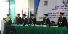 Uniga Wisuda 734 Mahasiswa Tahun Akademik 2018/2019