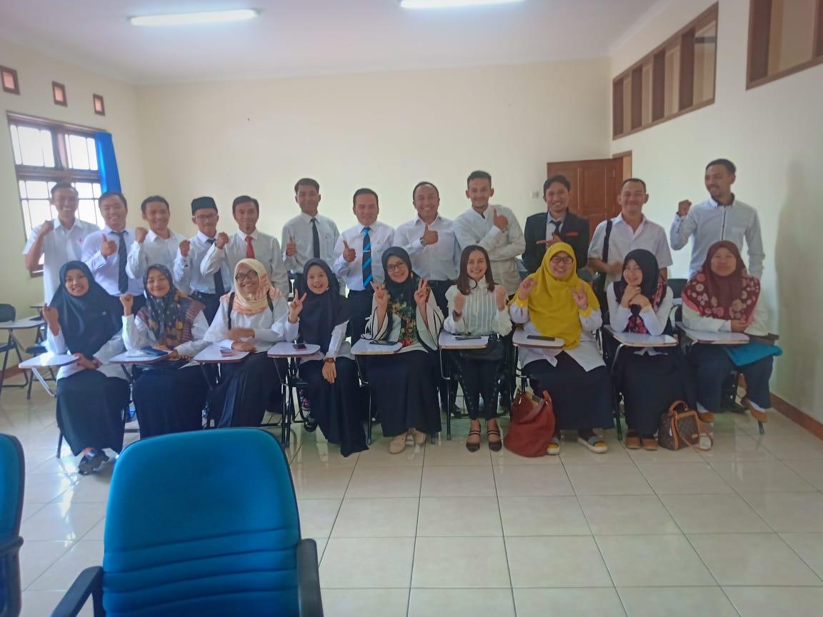 Ujian Saringan Masuk Gelombang II Program Pascasarjana Universitas Garut