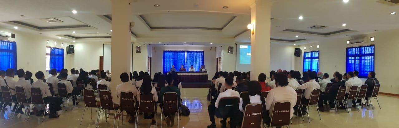 Pembukaan Matrikulasi Program Pascasarjana Universitas Garut Tahun 2019-2020