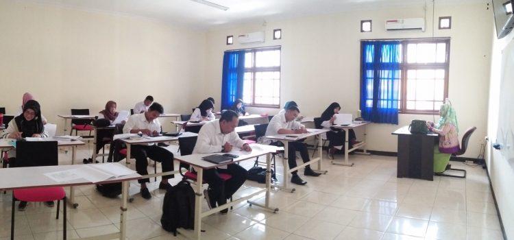 Ujian tengah Semester (UTS) Program Pascasarajana Universitas Garut semester 1