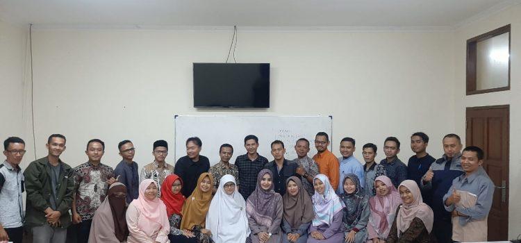Dokumentasi Mahasiswa PPS 2019-2020 bersama Bapak/Ibu Dosen