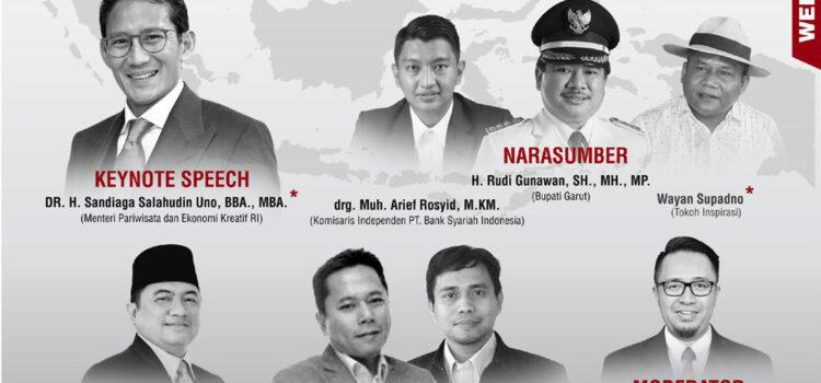 """Webinar """"Optimis Indonesia Bangkit"""""""
